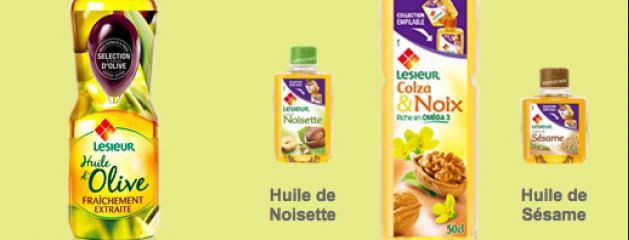 huile olive ou tournesol
