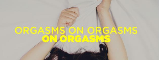 Comment Avoir des Orgasmes Multiples - lelocom