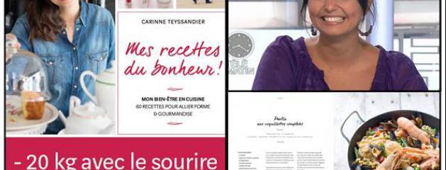 Carinne teyssandier r gime r gime pauvre en calories - Recette cuisine telematin carinne teyssandier ...