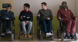 """Grand Corps Malade réalise son premier film dans un centre de rééducation pour handicapés, """"Patients"""""""