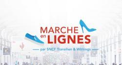 Les Franciliens qui prennent le métro ou le train sont les champions de la marche à pied en France