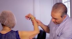 Un lifting du visage et du corps sans chirurgie, en moins d'une heure,  avec la méthode de « Lifting Arrow »