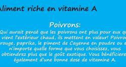 Zoom sur la vitamine A avec le docteur Jean-Michel Cohen