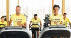 La marque Technogym, spécialisée dans le fitness, veut réduire l'obésité et la sédentarité - Découvrez son dispositif