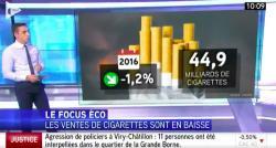 Bonne nouvelle pour la santé des français, les ventes de cigarettes sont en baisse en France - VIDEO