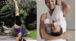 Quand le Yoga permet à la future maman de nouer un lien privilégié avec son bébé