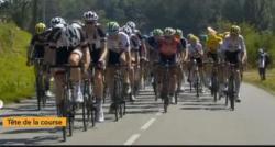 La photo choc des jambes d'un coureur du Tour de France juste après la 16e étape risque de vous impressionner ! - Regardez