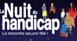 """La première édition de """"La Nuit du handicap"""" se tiendra dans vingt villes en France le samedi 9 juin prochain"""