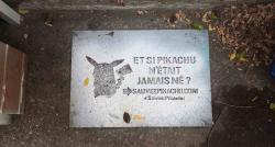 """""""Sauvez Pikachu"""": Les anti-avortement instrumentalisent le célèbre Pokémon """"Pikachu"""""""